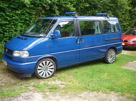 Caravelle Picture by 1997 Volkswagen Caravelle I T4 Pictures Information