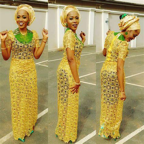 Fashion Gallery: Stunning Iro & Buba Styles