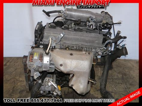 jdm toyota celica   fe replacement  engine