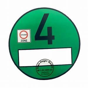 Grüne Plakette Euro 5 : die gr ne plakette direkt sicher offiziell online kaufen ~ Jslefanu.com Haus und Dekorationen