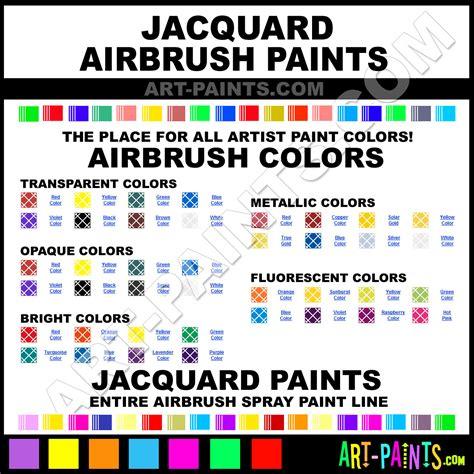 jacquard airbrush spray paint brands jacquard spray