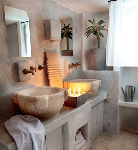 bagni in muratura rustici bagno in pietra e muratura