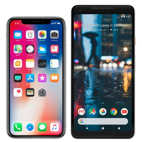 poll results iphone x vs pixel 2 xl votes are in phonearena