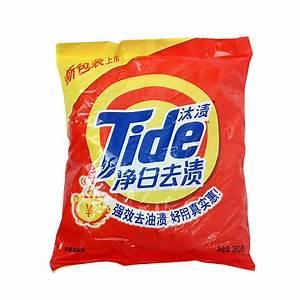 TIDE DETERGENT POWDER 260g - Detergents & Dishwashing ...