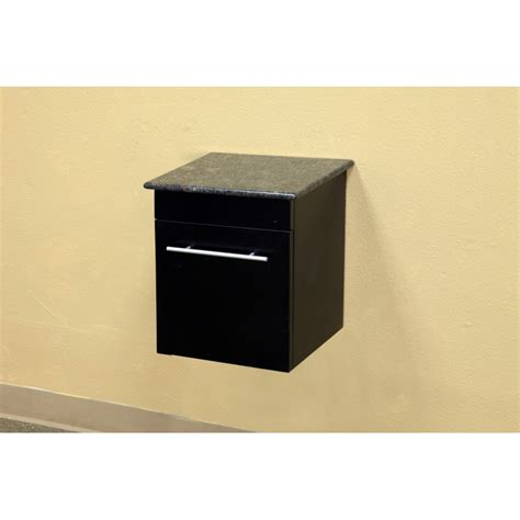 solid wood black cabinet bellaterra 203108 solid wood wall mount style side cabinet