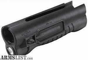 Insight Shotgun Forend Light Armslist For Sale Insight Foregrip With Intergrated