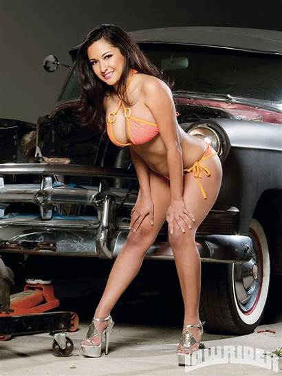 Lowrider Sandy Garza Magazine Cars Low Models
