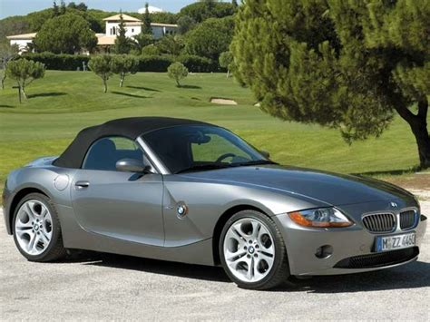 2003 Bmw Z4  First Look & Review  European Car Magazine