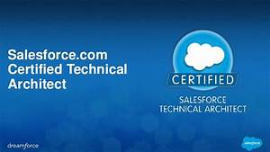 Salesforce Certification A Developer Journey