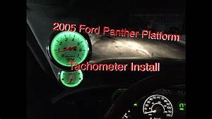 Ford Tachometer Wiring