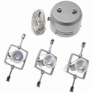 paulmann kit spots cable comparer 36 offres With carrelage adhesif salle de bain avec rail spot led philips