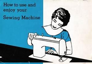 Jones Brother Model 661 Sewing Machine Instruction Manual