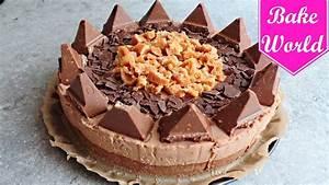Torte Schnell Einfach : toblerone torte selber machen ohne backen schnell einfach youtube ~ Eleganceandgraceweddings.com Haus und Dekorationen