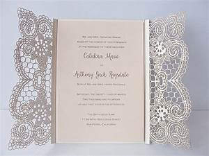 3 in 1 wedding invitations otteruk inc With affordable 3 in 1 wedding invitations