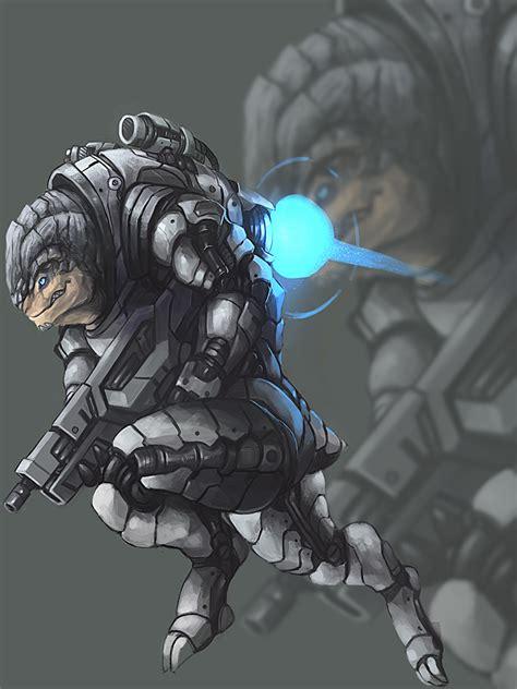 Grunt Mass Effect Zerochan Anime Image Board