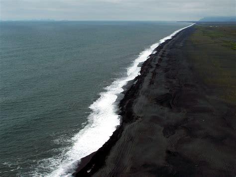 Iceland Black Sand Beach Iceland Pinterest