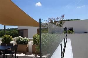 Pare Vent Terrasse Plexiglas : optez pour un pare vent terrasse transparent sur mesure verre ou pmma ~ Melissatoandfro.com Idées de Décoration