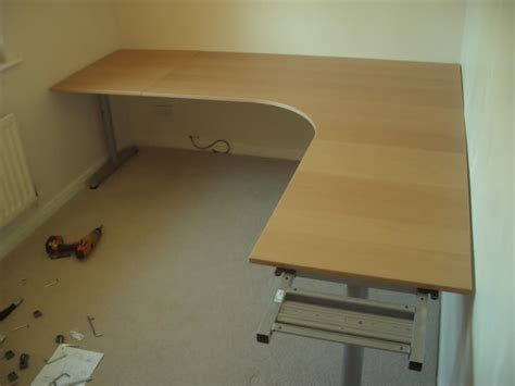 ikea bureau galant ikea galant corner desk imgkid com the image kid