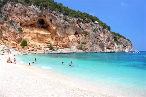 sardinia beaches  private corner holiday
