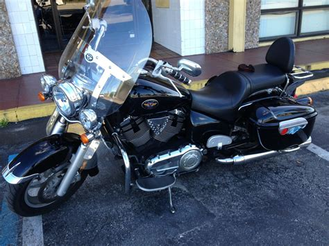 Used Victory Motorcycle