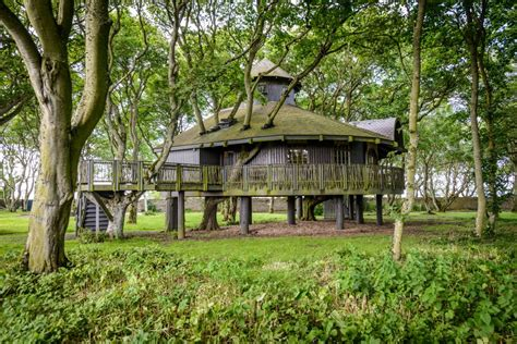 The Uk's Most Romantic Treehouses