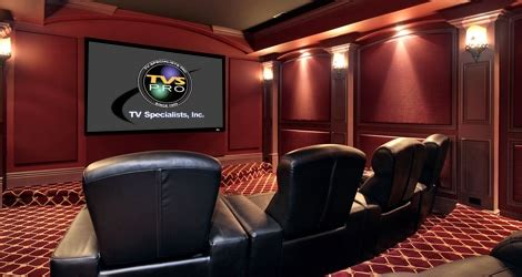 Custom Home Theater Surround Sound Systems