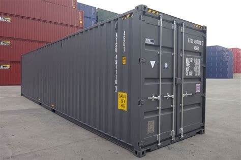 cube container conteneur neuf sea containers ft