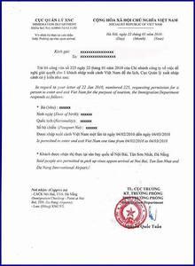 Vietnam Visa Approval Letter  Vietnam visa, Tourist Visa  Visa Services  Go Vietnam Visa