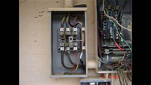 3 Phase Electric Panel Wiring Diagram
