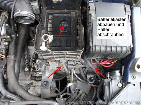 lenkgetriebe wechseln anleitung fuer passat   cc shanny