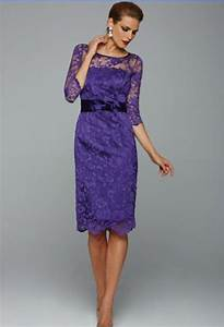 purple mother of the bride lace dress wedding guests With purple dresses for wedding guests