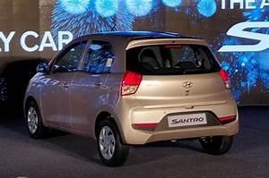 2018 Hyundai Santro Launched At Rs 3 89 Lakh