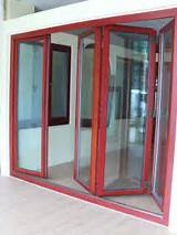 Folding Doors: Folding Doors Glass Panels
