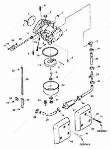 Mercury Force 120 H P  1999  Carburetor