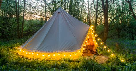 South Coast Glamping - Luxury Bell Tent Hire & Sales in ...