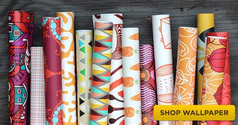 spoonflower removable wallpapers