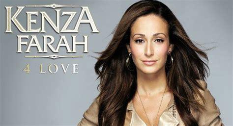 ezcopy lyrics kenza farah  love album cover art