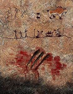 Paleolithic Cave Paintings Used