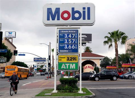 Cheap Gas Disappears, As Pump Prices Rise Nationally And