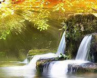 Spring Waterfall Wallpaper 1280X1024