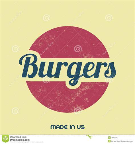 cuisine plaque retro food sign vintage background stock vector image