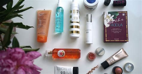Top Beauty Products For An All Over Glow; My