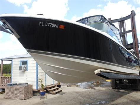 Pursuit Boats Dc 265 Used by Pursuit 265 Dc Boats For Sale Boats
