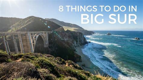 Big Sur California Beaches