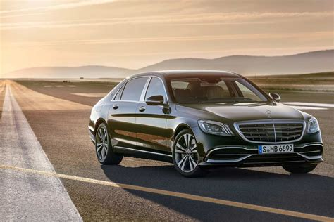 2018 Mercedesbenz Sclass Maybach To Be Launched In India