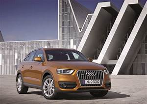 Audi Q3 Urban Techno : the urban utility vehicle ~ Gottalentnigeria.com Avis de Voitures