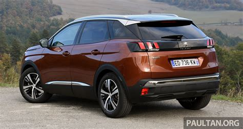 Peugeot Malaysia by Peugeot 3008 2nd To Debut In Malaysia Q2 2017 Image