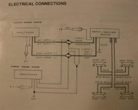 equalizer stereo wiring diagram equalizer get free image