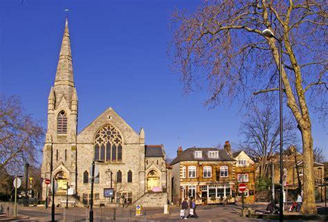 trinity church enfield wikipedia