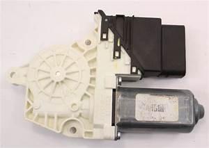 Lh Rear Window Motor  U0026 Module 09